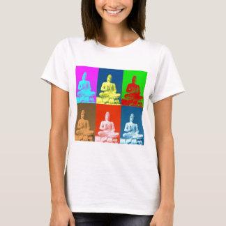 Buddha Pop Art Style T-Shirt