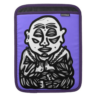 """Buddha Pray"" Ipad Soft Case"