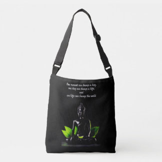 Buddha Quote 2 bags