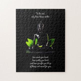Buddha Quote 3 puzzle