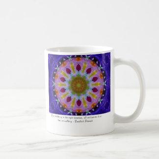 Buddha quote inspire motivational coffee mug