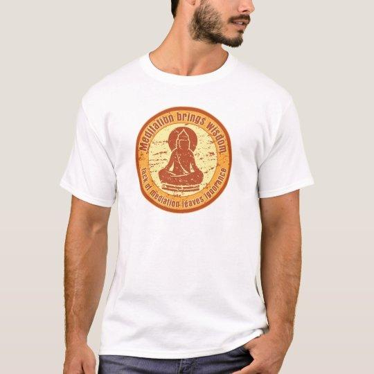 Buddha Quote Meditation Wisdom T-Shirt