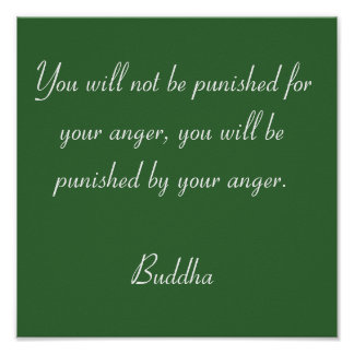 Buddha Quotes #3 Print