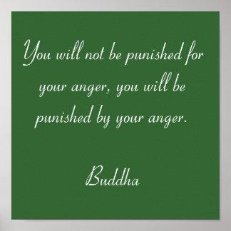 Buddha Quotes 3 Print