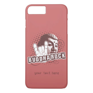 BUDDHA Rock & Roll ! iPhone 7/Plus Cases