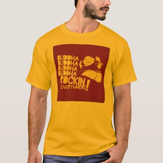 buddha rockin everyewhere T-Shirt