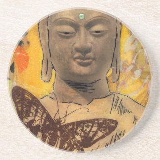 Buddha Rules Coaster