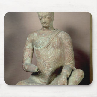 Buddha seated in meditation, from Fondukistan Mouse Pad