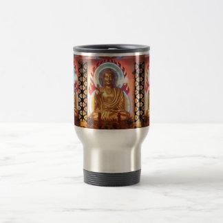 Buddha Shrine Travel Mug
