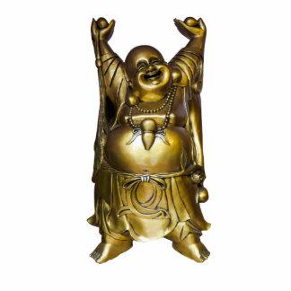 Buddha Standing Photo Sculpture
