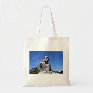 Buddha Statue in Kamakura, Japan Tote Bags