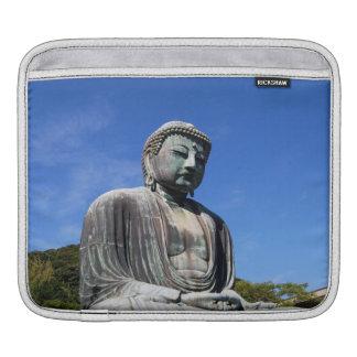 Buddha Statue in Kamakura, Japan Sleeve For iPads