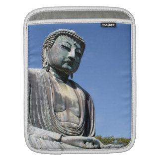 Buddha Statue in Kamakura, Japan iPad Sleeves