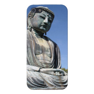Buddha Statue in Kamakura, Japan iPhone 5 Case