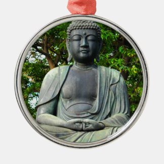 Buddha statue in Tokyo, Japan Christmas Ornament