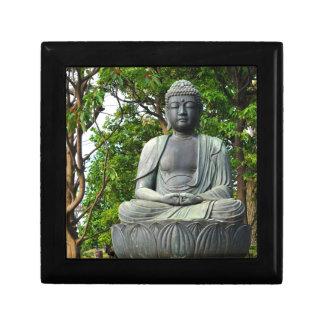 Buddha statue in Tokyo, Japan Gift Box