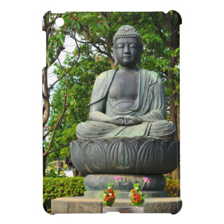 Buddha statue in Tokyo, Japan iPad Mini Cases