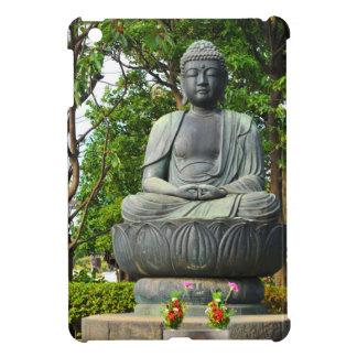 Buddha statue in Tokyo, Japan iPad Mini Cover