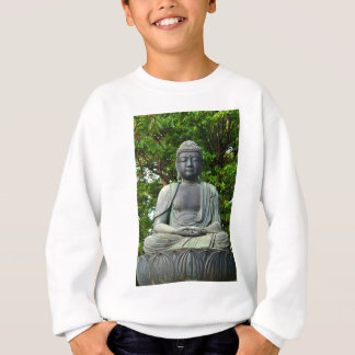 Buddha statue in Tokyo, Japan Sweatshirt