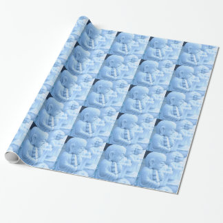 Buddha statue in Tokyo, Japan Wrapping Paper