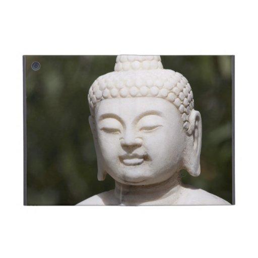 Buddha Statue Cover For iPad Mini