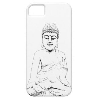 Buddha Statue iPhone 5 Cases