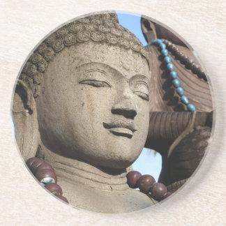 Buddha statues coaster