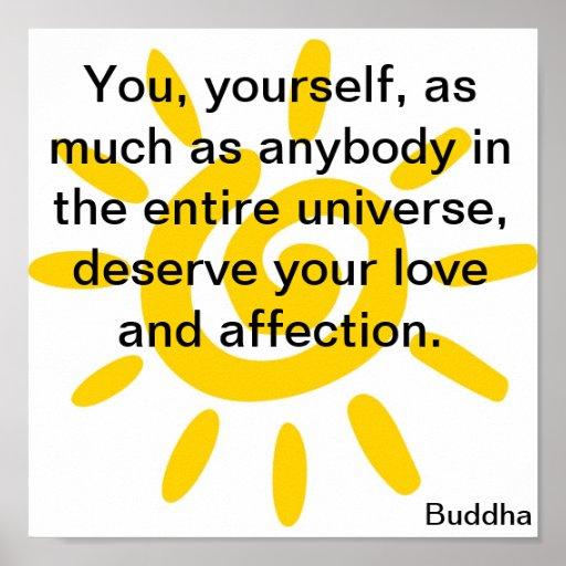 Buddha Sun Print
