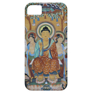 Buddha surrounded by bodhisattva case for the iPhone 5