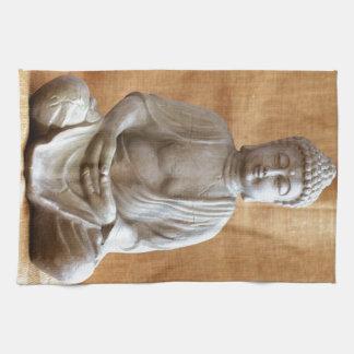 Buddha Tea Towel