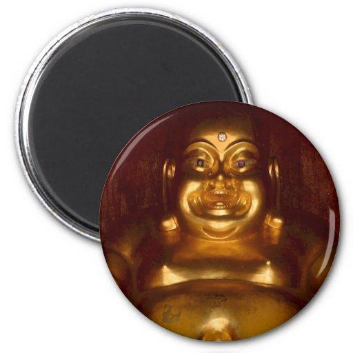 Buddha ~ Thailand Temple Buddhist Religion Magnet