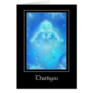 Buddha Thankyou Greeting Card