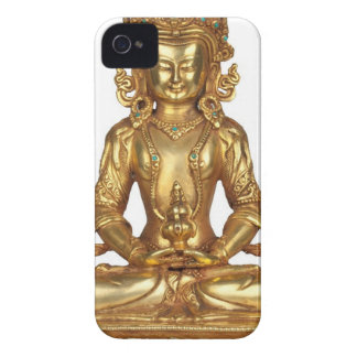 BUDDHA- THE GOLDEN ONE Case-Mate iPhone 4 CASES