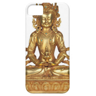 BUDDHA- THE GOLDEN ONE iPhone 5 CASE