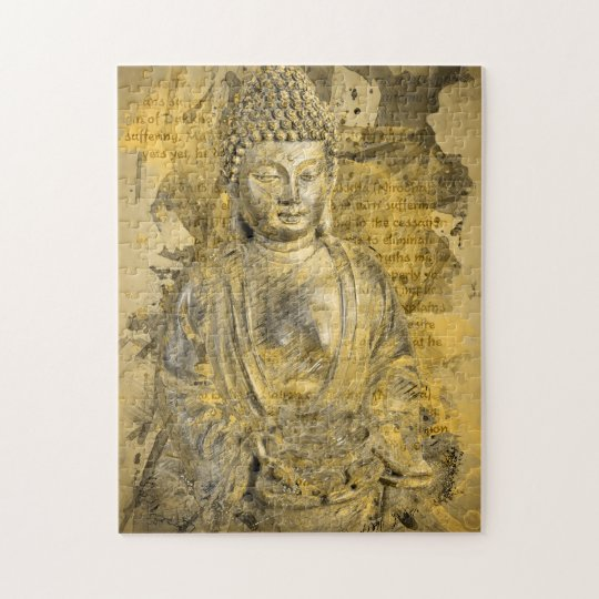 Buddha The Noble Truths Jigsaw Puzzle