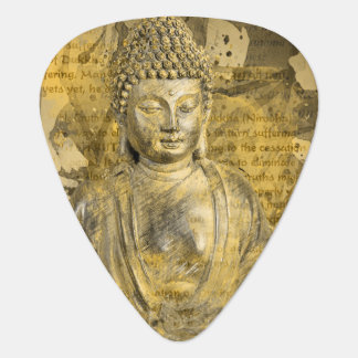 Buddha The Noble Truths Plectrum