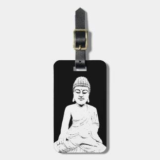 Buddha Travel Bag Tag