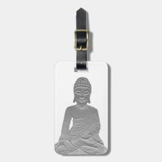 Buddha Travel Bag Tags