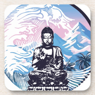 Buddha Tropical Mountain Wave Coaster