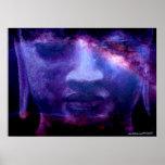 Buddha Universe Poster