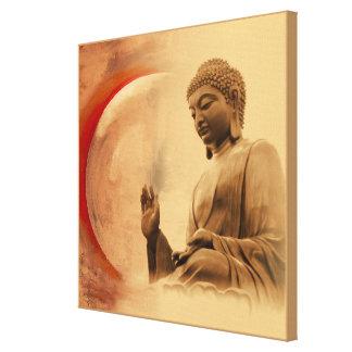 Buddha  V Canvas Prints