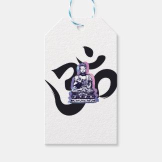 buddha wave 3 gift tags
