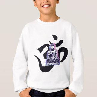 buddha wave 3 sweatshirt