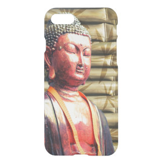 Buddha with Bamboo iPhone 7 Case