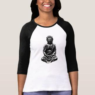 Buddha Womens Jersey T-Shirt