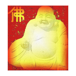 Buddha Wrapped Canvas Stretched Canvas Prints