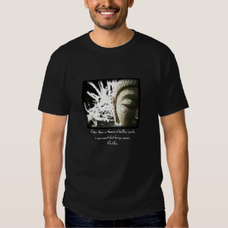 Buddhalicious Black women's T-shirt