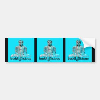 Buddhalicious Bumper Sticker