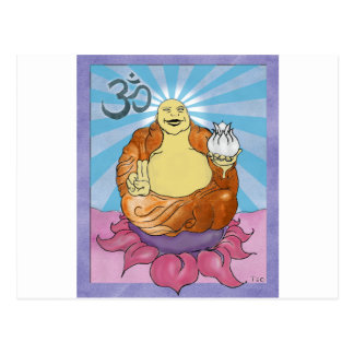 Buddhalicious by TEO Postcard