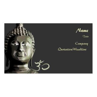 Buddhas Business Card, Holistic Healers